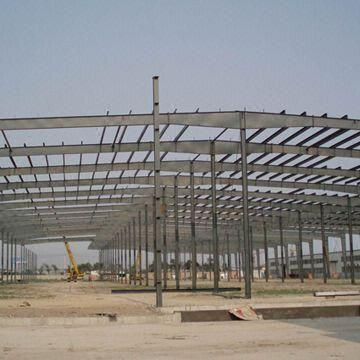 Steel Structure Warehouse1