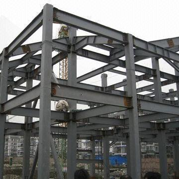 Steel Structure Warehouse2