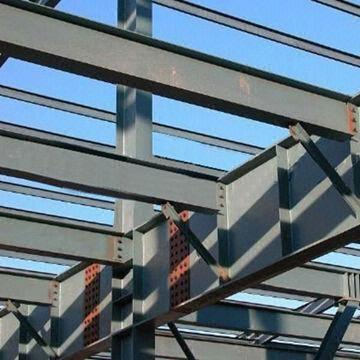 Heavy Steel Structure Building
