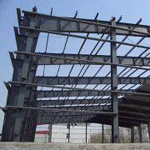 Steel Structure Building with Large Span, Strong Seismic and Wind Resistance
